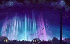 Light Poles by BellaCielo