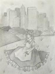 No Longer in Wonderland by Joy4000