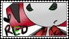 Red stamp by Titanium-Zen