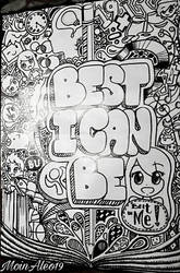 .:Best I Can Be:. by JuneArtCraft19