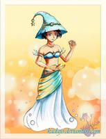 Gaiaonline Magician by Kadajo
