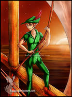 Welcome to Neverland by Kadajo