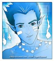 Caleb - Poseidon by Kadajo
