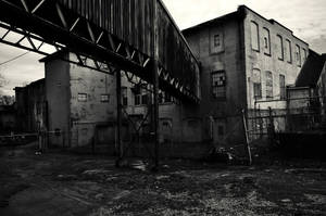 Industrial Decay by ByrdsEyePhotography