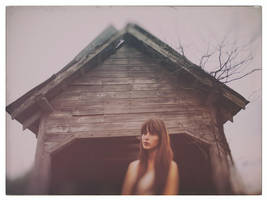 Past Portrait by ByrdsEyePhotography