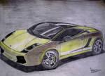 Lamborghini by natiwar02