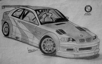 BMW M3 by natiwar02