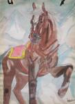 Horse by natiwar02