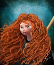 Brave - Merida by natiwar02