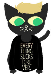 Everything Sucks Forever. by WarriorCatsFan22