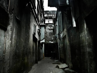 Dirty Old Town by Refixul