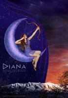 Diana by ADamselinDesign