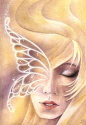 Butterfly Dream by fenifire
