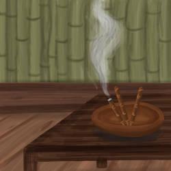 Incense Sticks by whitewolfislove