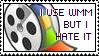 'I Use WMM, I Hate It' stamp by rainbeos