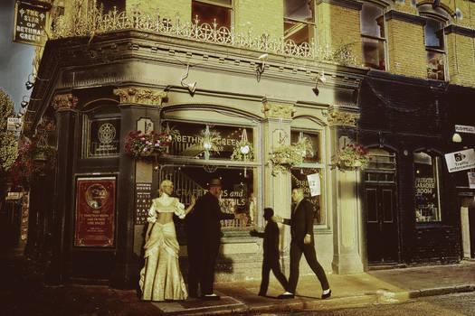 Watson, Holmes and Mrs. Watson by EbruKash