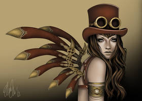 Steampunk by kina84