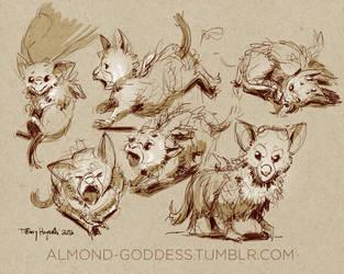 Trico Juniors by almond-goddess