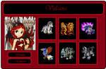 DNA League ID Vulcana by ShiningStarNova