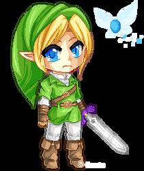 Pixel Link by Chikukko