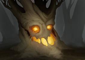 tree by turksenkizil