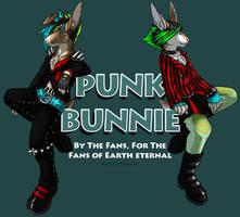 PunkBunnie Banner V2 by Temrin