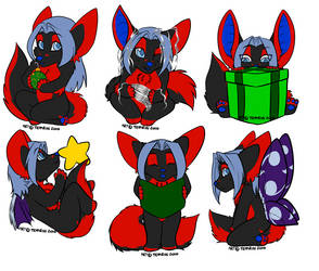 Xmas Gifts - Family by Temrin