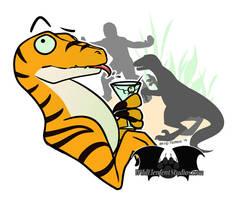 [HOMECON] - Tigerdileosaur by Temrin