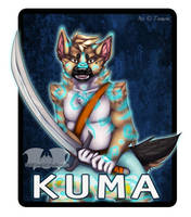 [VF2016] - Kuma Atlantis by Temrin