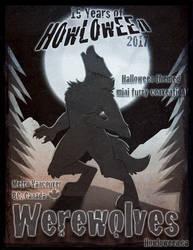 Howloween 2017 - WEREWOLVES by Temrin