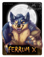 Howloween - Ferrum X by Temrin