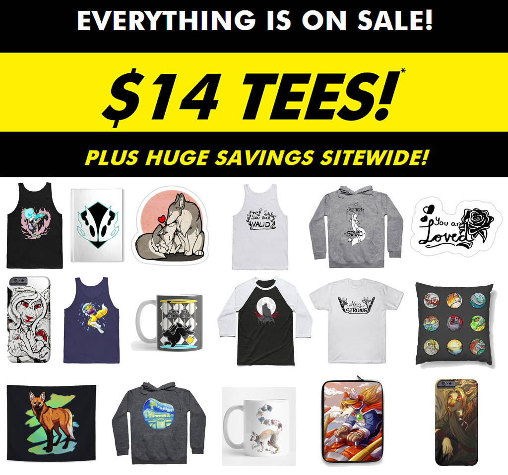 SALE! 10 hours left! by Temrin