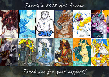 2018 Art Review by Temrin