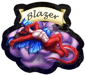 VF2019 - Blazer Badge by Temrin