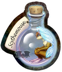 VF2019 0 Scythemouse badge by Temrin