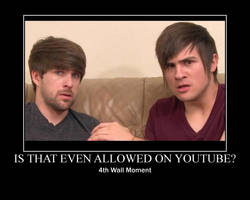 Smosh Is That Allowed Motivator by htfman114