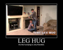 Smosh Leg Hug Motivator by htfman114