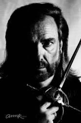The Celtic Swordsman by Chezhnian