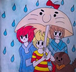 Rainy Day by StarshineLove186