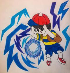 PK Thunder by StarshineLove186