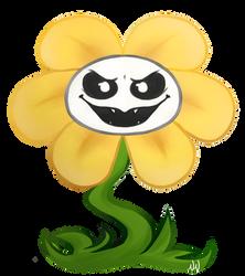 Demon Flower by NatsArtAndCreations