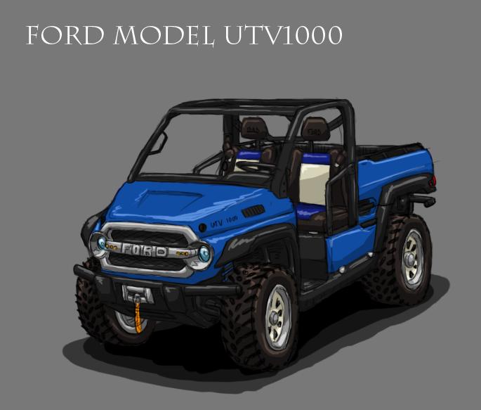 Ford Utv >> Ford Model Utv By Scottahemi On Deviantart