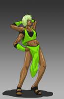 Scifi Dancer by ScottaHemi