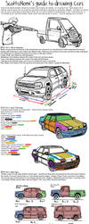 ScottaHemi's guide to drawing cars by ScottaHemi