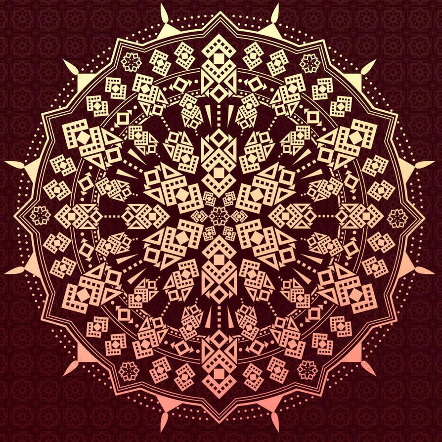 Mandala by In5a