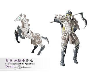 death by liruohai