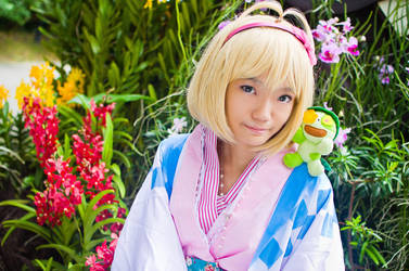 The Flower Girl 2 by RinYuu