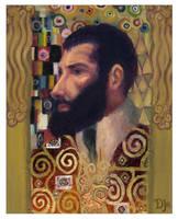 Portraiture - Gustav Klimt by armyangel