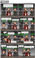 Dork Millennium Online by evilscary