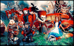 Alice in Evil Land by luiggi26